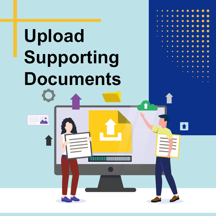 Upload Other Supporting Documents