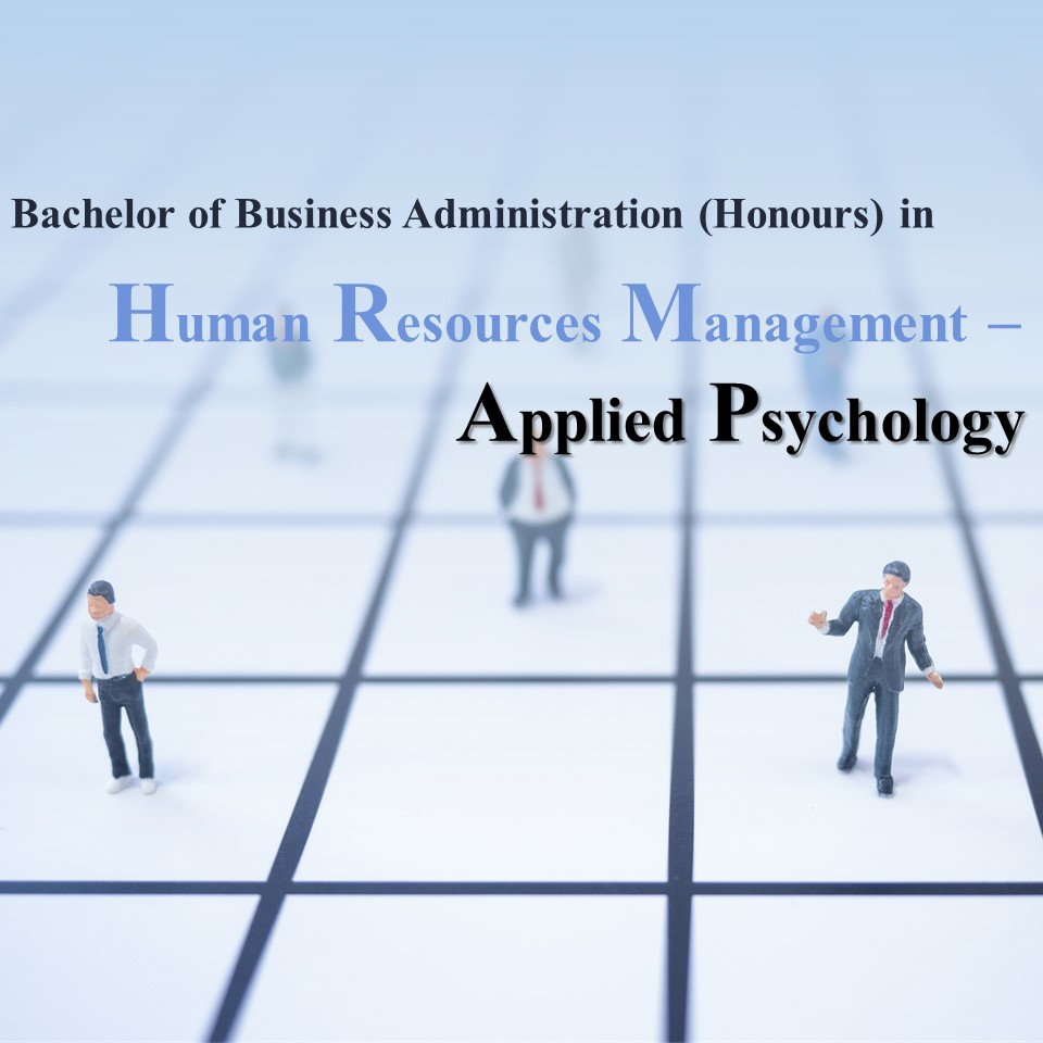 BBA (Hons) in HRM – Applied Psychology offered from Sep. 2020